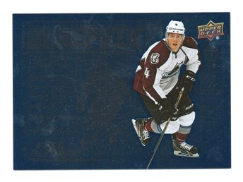 15-16 Upper Deck Full Force Blueprint Tyson Barrie