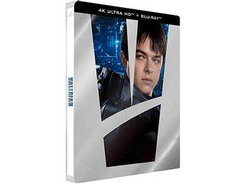 Valerian and the City of a Thousand Planets - 4K Ultra HD STEELBOOK! 2-DISC
