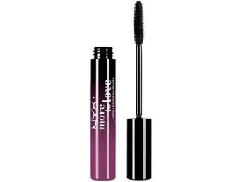 NYX PROF. MAKEUP Lush Lashes Mascara More To Love