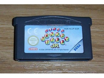 GBA: Super Monkey Ball Jr