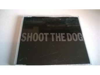 George Michael - Shoot The Dog, Promo, CD