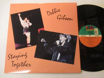 "Debbie Gibson ""Staying Together"""