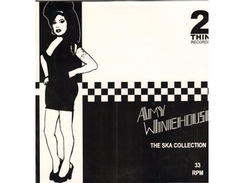 AMY WINEHOUSE - THE SKA COLLECTION. LP