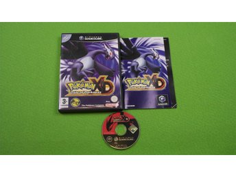Pokemon XD Gale of Darkness Gamecube Game Cube
