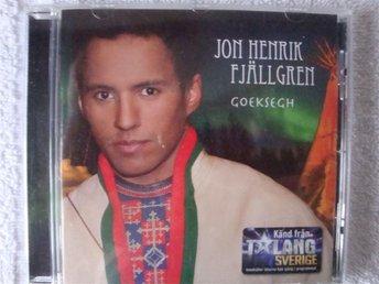 CD. Jon Henrik Fjällgren. - Vittsjö - CD. Jon Henrik Fjällgren. - Vittsjö