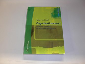 Organisationsteori - Mary Jo Hatch