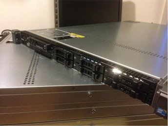 Dell Poweredge R610 2xE5620 24GB PERC 6/i iDrac6 2xPSU