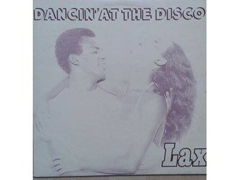 LAX title*  Dancin' At The Disco* Swe LP