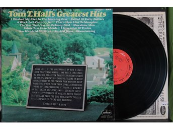 Tom T Hall – Greatest Hits – LP