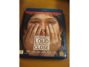 EXTREMELY LOUD & INCREDIBLY CLOSE - TOM HANKS, SANDRA BULLOCK -  BLU-RAY