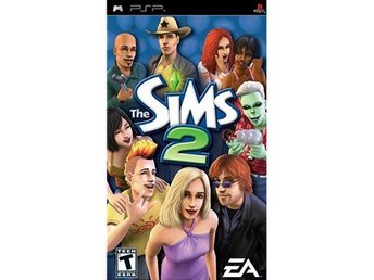 The Sims 2 - Playstation PSP