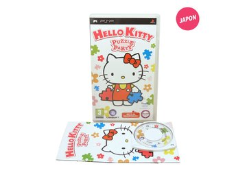 Hello Kitty: Puzzle Party (EUR / PSP)