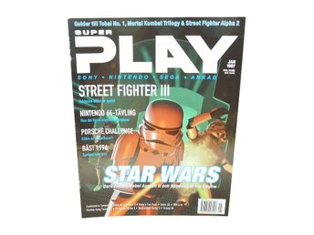 "Super Play Januari 1997 ""Star Wars special"""