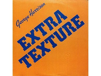 LP George Harrison Extra Texture