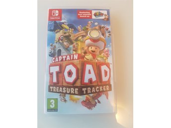 Captain Toad Treasure Tracker Nintendo Switch