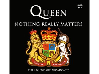 Queen: Nothing really matters (Broadcasts 81-85) (3 CD)