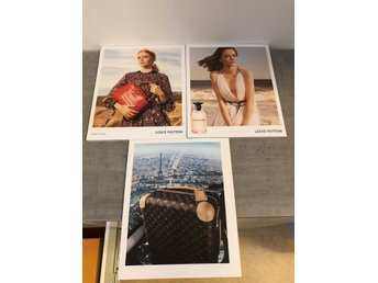 Louis Vuitton the book- nr 7,8 & 9