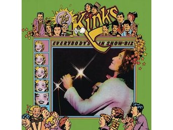 Kinks: Everybody's in show-biz (Legacy edition) (3 Vinyl LP)