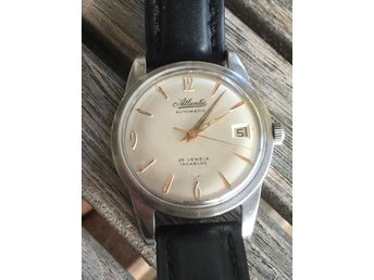 Vintage Atlantic Automatic