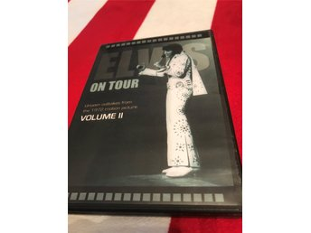 "Elvis Presley DVD: ""ON Tour Outtakes-volume 2."""