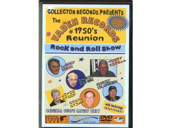 DVD The Vaden Records
