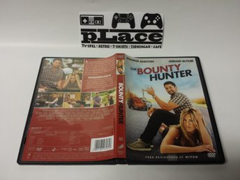 The Bounty Hunter DVD