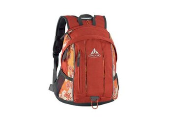 Vaude Donald 7 ryggsäck barn Red/O´white
