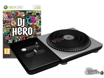 DJ Hero (inkl. Turntable) - Norrtälje - DJ Hero (inkl. Turntable) - Norrtälje