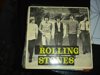 The Rolling Stones-The Last time+3-singel