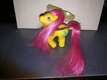 My Little Pony G1 80-tal MLP Pony Starry Wings - Iggesund - My Little Pony G1 80-tal MLP Pony Starry Wings - Iggesund