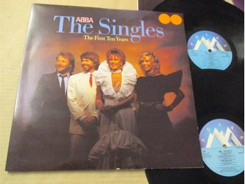 "ABBA ""The Singles The First Ten Years"""