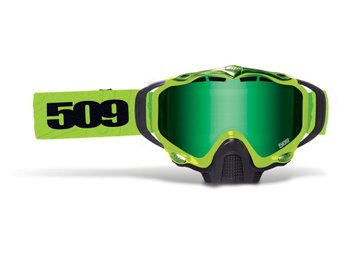 509 2017 Sinister X5 Goggle - Lime