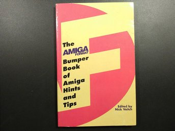 Bumber Book of Amiga Hints and Tips | Pocket Bok | Commodore |