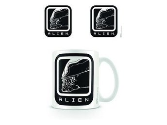 Alien Mugg Icon