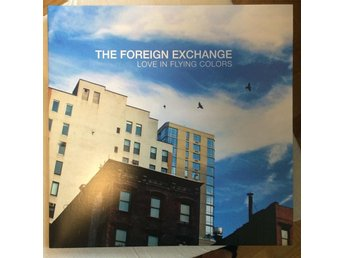 The Foreign Exchange - Love In Flying Colors 2xLP (2013)