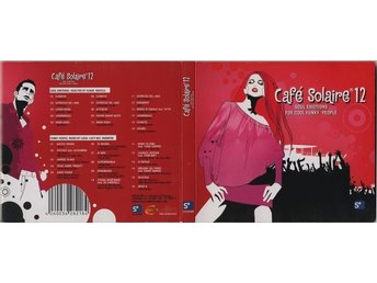Café Solaire 12 (Soul Emotions for Cool Funky People) -- 2CD