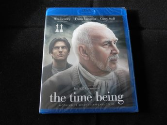 THE TIME BEING (Blu-ray) Ny inplastad