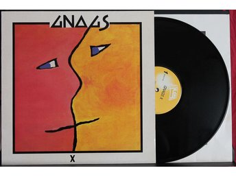 Gnags – X – LP
