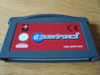 Downforce - Gameboy Advance