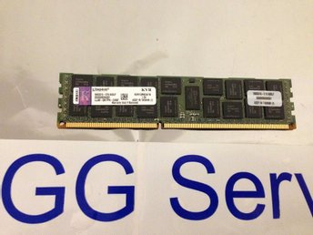 Kingston KVR13R9D4/16 DDR3 PC10600 ECC RDIMM