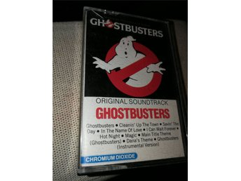 Ghost busters original soundtrack