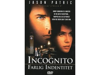 Incognito - Farlig Identitet 1997 DVD Jason Patric och Irene Jacob