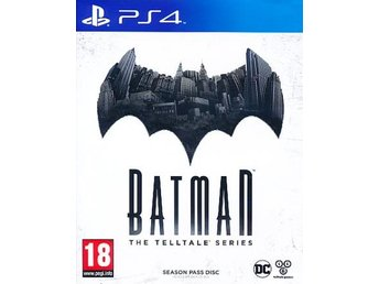 Batman Telltale Series PS4 (PS4)