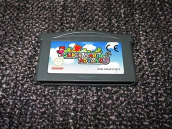 Super Mario Advance  - Gameboy Advance