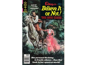 Ripleys Believe It or Not nr 90 (1979) / VF/NM / toppskick