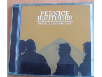 Udda men fin CD PERNICE BROTHERS (Joe Pernice / Scud Mountain Boys) Indie