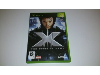 - X-Men the Official Game XBOX -