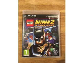 Lego - Batman 2 - [PS3-spel] - Utrop 1kr!