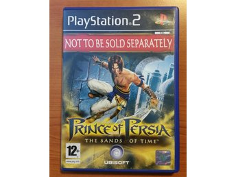 Ps2 spel Prince of Persia - The sands of time