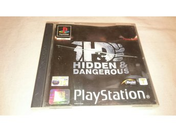 Playstation - PS0NE / H&D (Hidden & Dangerous) (M)